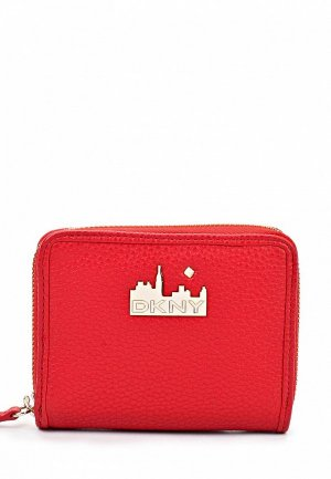 Кошелек DKNY Active DK001BWJD235. Цвет: красный