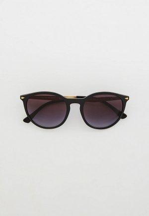 Очки солнцезащитные Emporio Armani EA4148 500187. Цвет: черный