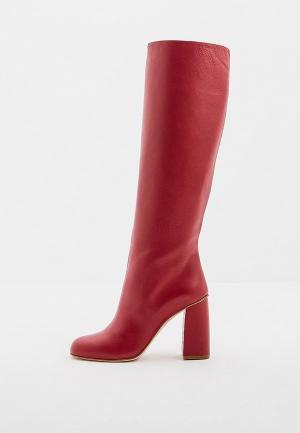 Сапоги RED(V) RE025AWCELT7. Цвет: красный