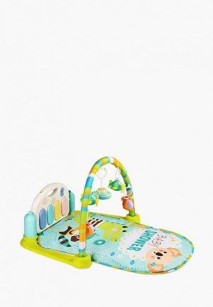 Коврик детский Amarobaby развивающий STARRY SKY, 80x65x45. Цвет: разноцветный