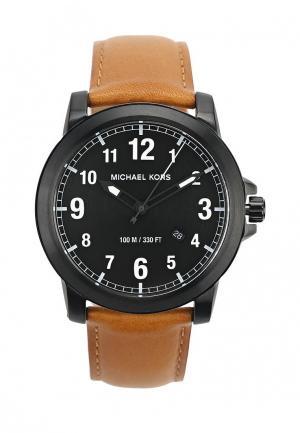 Часы Michael Kors MK8502. Цвет: коричневый