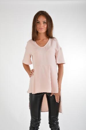 Блуза Carla Giannini. Цвет: бежевый