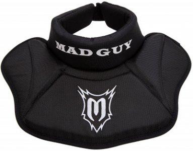 Защита шеи MadGuy. Цвет: черный