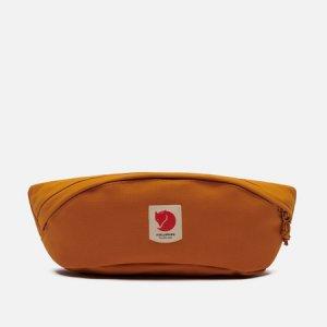 Сумка на пояс Ulvo Hip Pack Medium Fjallraven. Цвет: оранжевый