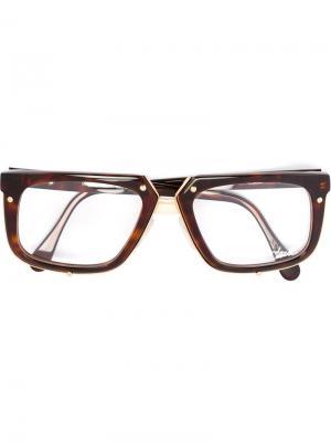 Очки и Оправы Cazal. Цвет: коричневый