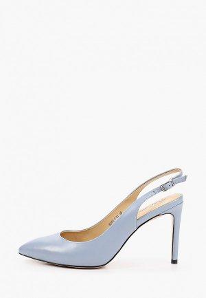 Туфли Just Couture. Цвет: голубой