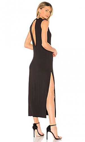 Платье sasha BB Dakota. Цвет: черный
