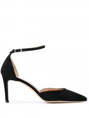 Туфли на шпильке Antonio Barbato. Цвет: черный