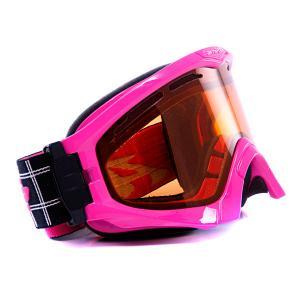 Маска S3 Blaze Pink Pins W/Persimmon Arnette