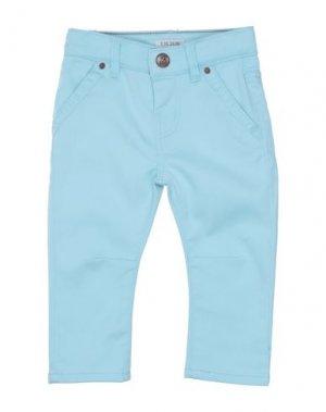 Джинсовые брюки IKKS. Цвет: светло-зеленый