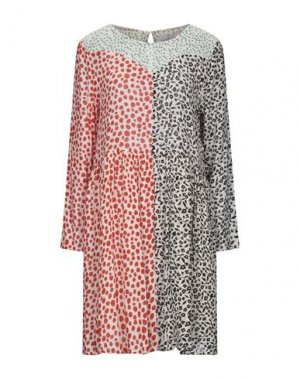 Короткое платье COMPAÑIA FANTASTICA. Цвет: красный