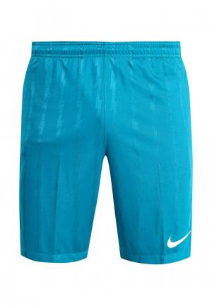Шорты спортивные Nike M NK SQD SHORT JAQ KZ. Цвет: голубой