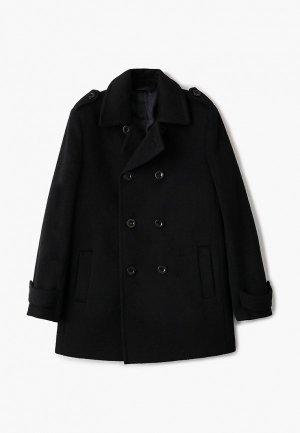 Пальто Smiths brand Smith's. Цвет: черный