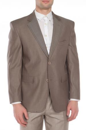 Пиджак mishelin. Цвет: бежевый