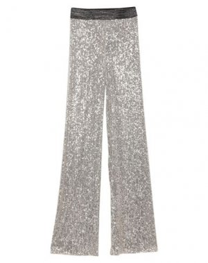 Повседневные брюки HANITA. Цвет: серый