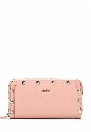 Кошелек DKNY Active DK008BWAKA28. Цвет: розовый