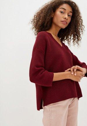 Пуловер Ostin O'stin. Цвет: бордовый