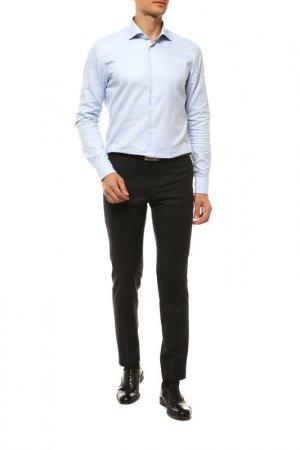 Брюки DKNY. Цвет: серый
