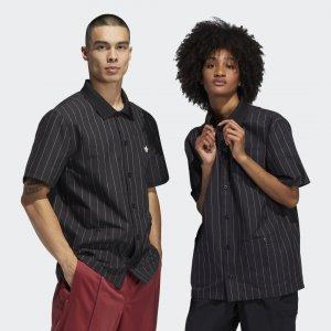 Рубашка Shooting (Унисекс) Originals adidas. Цвет: черный