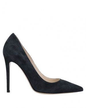 Туфли DEIMILLE. Цвет: темно-синий
