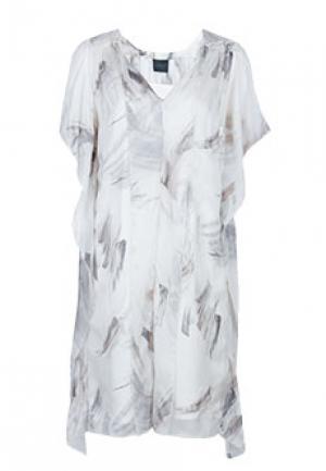 Платье HOTEL PARTICULIER. Цвет: белый