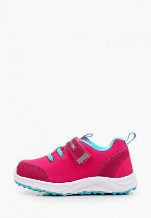 Кроссовки Reima Etenee. Цвет: розовый