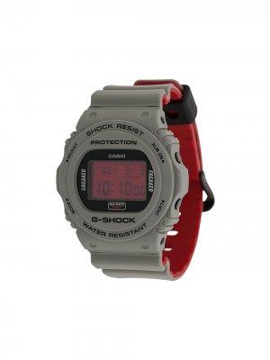 Цифровые часы Protection G-Shock. Цвет: серый