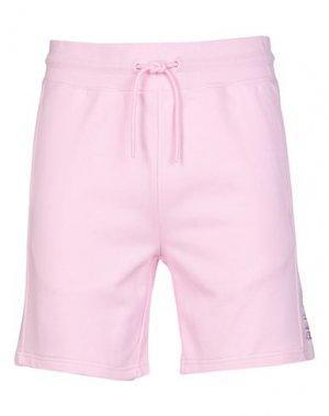 Бермуды CALVIN KLEIN JEANS. Цвет: розовый