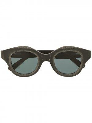 Солнцезащитные очки RG0003 Rigards. Цвет: черный