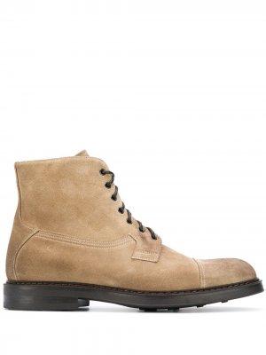 Doucals ботинки на шнуровке Doucal's. Цвет: нейтральные цвета