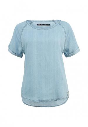 Блуза Colorado Jeans. Цвет: голубой