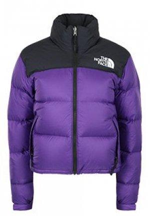 Куртка THE NORTH FACE. Цвет: фиолетовый