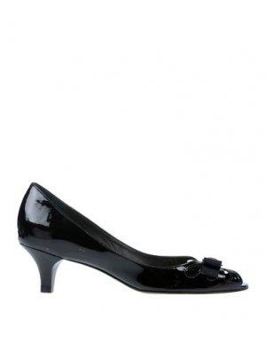 Туфли JUICY COUTURE. Цвет: черный