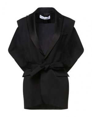 Пиджак JW ANDERSON. Цвет: черный