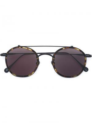 Солнцезащитные очки Egoistic Sunday II Frency & Mercury. Цвет: чёрный