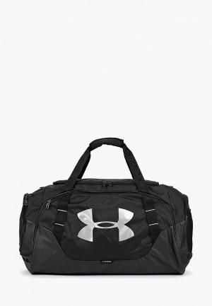 Сумка спортивная Under Armour UA Undeniable Duffle 3.0 LG. Цвет: черный