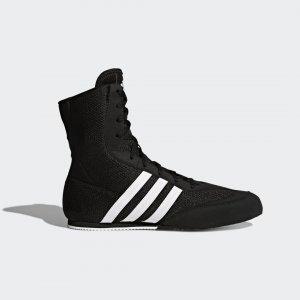 Кроссовки для бокса Hog Performance adidas. Цвет: черный