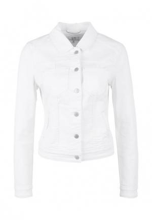 Куртка джинсовая Q/S designed by. Цвет: белый