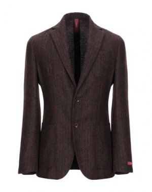 Пиджак ERNESTO. Цвет: темно-коричневый