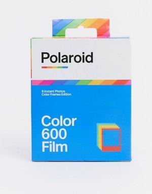 Цветная пленка на 600 фотографий в цветной рамке -Бесцветный Polaroid