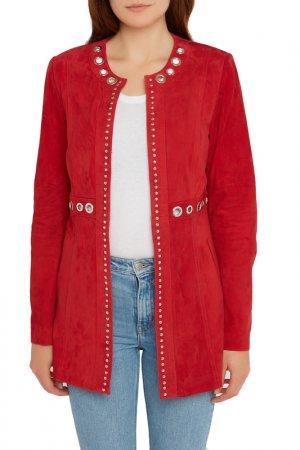 Coat Giorgio. Цвет: red