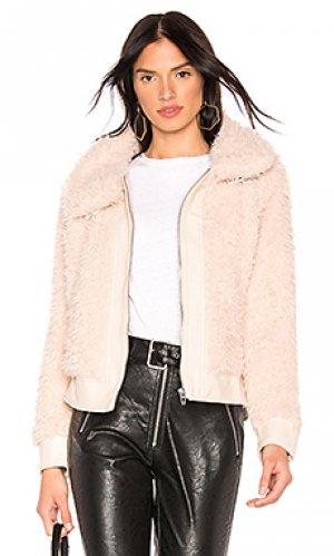 Куртка BLANKNYC. Цвет: кремовый