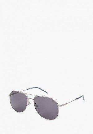 Очки солнцезащитные Tommy Hilfiger TH 1848/F/S R81. Цвет: серебряный
