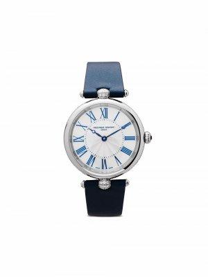 Наручные часы Classic Lady 30 мм Frédérique Constant. Цвет: белый