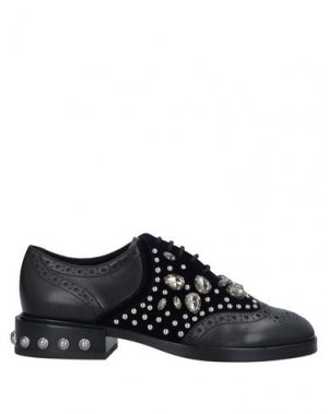 Обувь на шнурках ASH. Цвет: черный