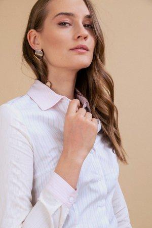 Рубашка в полоску EMKA