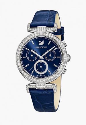 Часы Swarovski® ERA JOURNEY. Цвет: синий