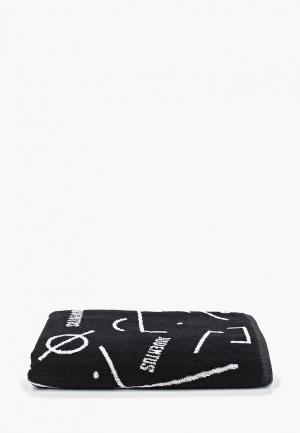 Полотенце Atributika & Club™ FC Juventus. Цвет: черный