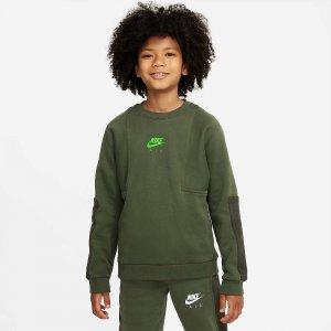 Air Crew Nike. Цвет: зеленый
