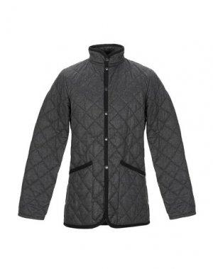Куртка LAVENHAM. Цвет: стальной серый